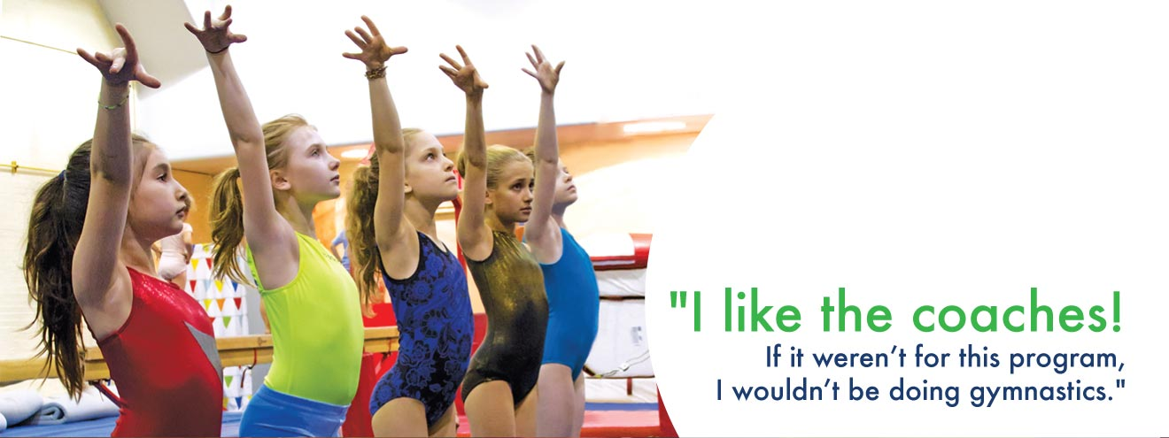 USAIGC Teams – competitive gymnastics team