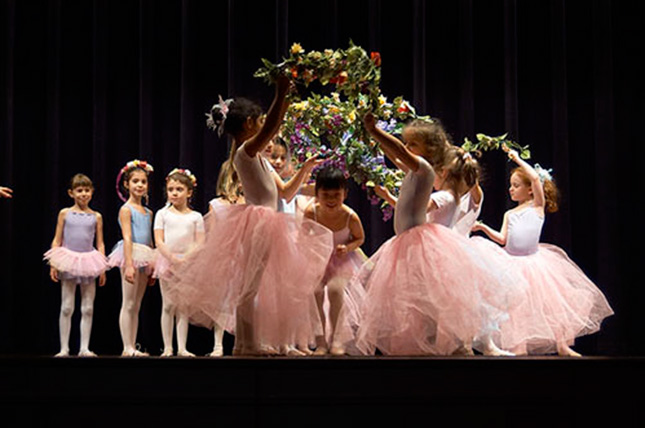 Discovery Programs Nutcracker Recital