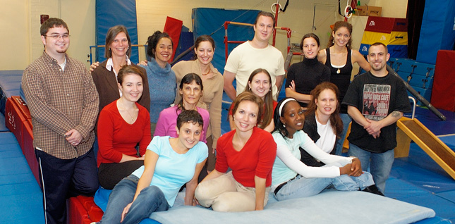 Discovery Programs team 2005