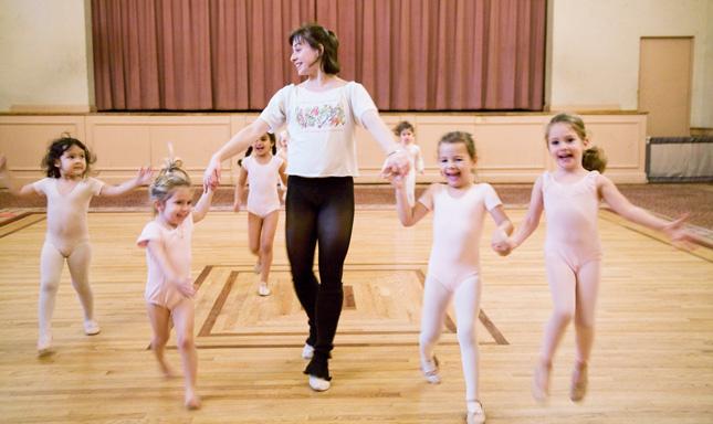 testimonials ballet