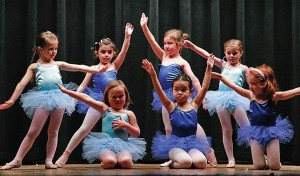Spring Dance Recital - creative performance for children at Discovery in NYC