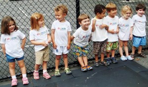Discovery Campers in NYC is designed for active 3 and 4 year-old children who love art, science and cooking experiences