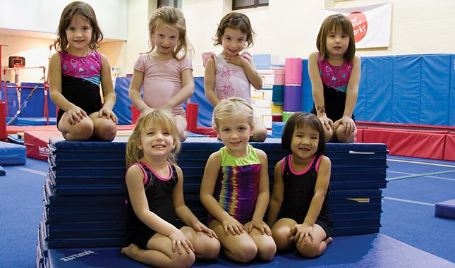 Half Day Gymnastics Camp For Kids Nyc Uws Discovery