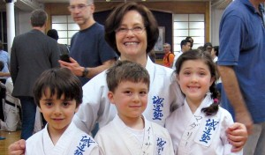 Little Samurai - martial arts classes for kids at Discovery in NYC