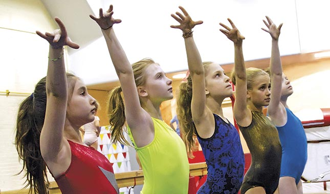 Artistic Gymnastics - gymnastics classes in NYC