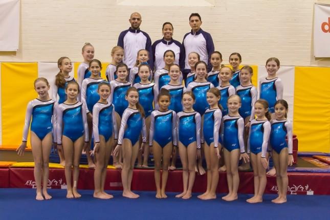 congratulations discovery gymnastics team discovery