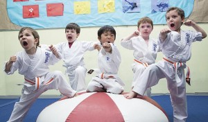 Martial Arts Seido Karate classes for kids - Sumo Samurai - Self-defense classes in New York City