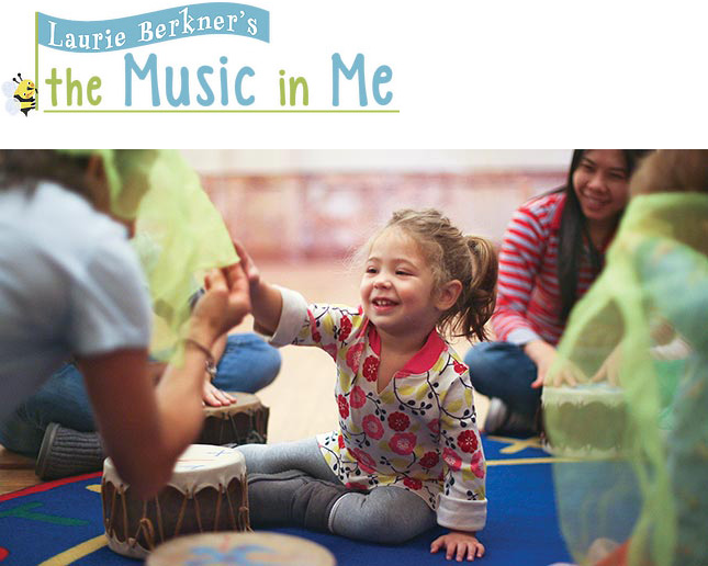 The Music in Me – Designed by Laurie Berkner