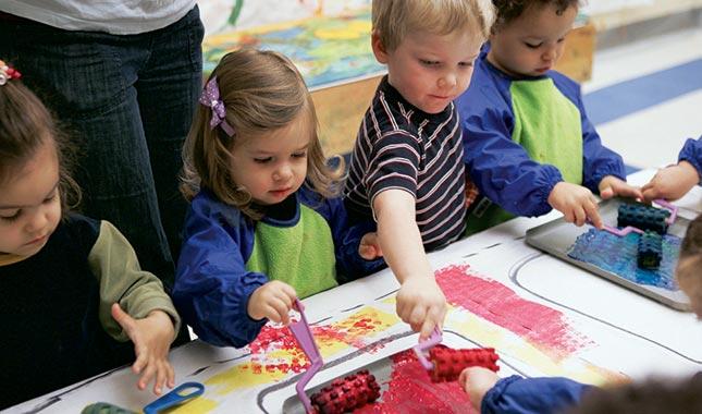 Art for Tots – art classes for kids