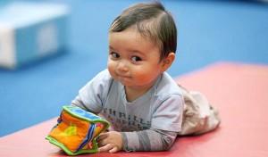 Baby gym music childhood gymnastics program Discovery NYC