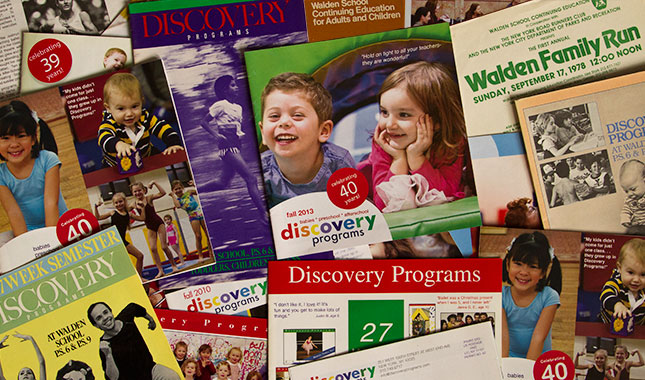 brochures Discovery Programs