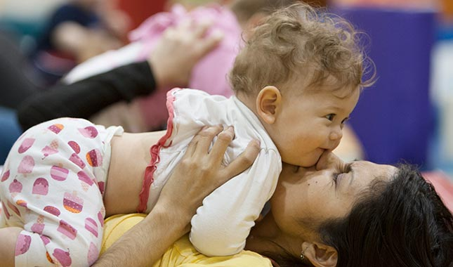 Baby Social - free baby classes