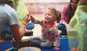 Music, dance, and storytime - program for young children in Upper Westside NYC at Discovery Programs