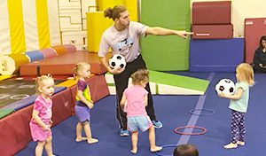 Toddler Soccer - Soccer is an amazing tool to help nurture a child's development