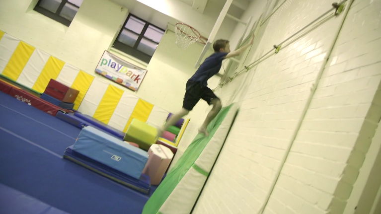 parkour for adults in nyc