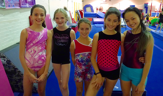 Full day gymnastics camp for kids nyc uws discovery for Arts and crafts classes nyc